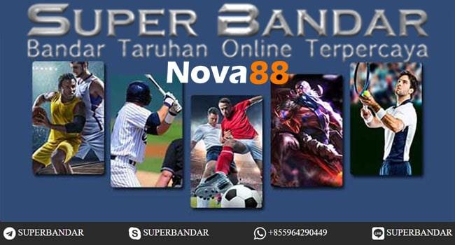 Taruhan Bola Nova88